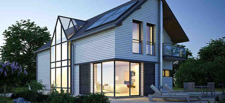 Comment construisez-vous une maison écologique?