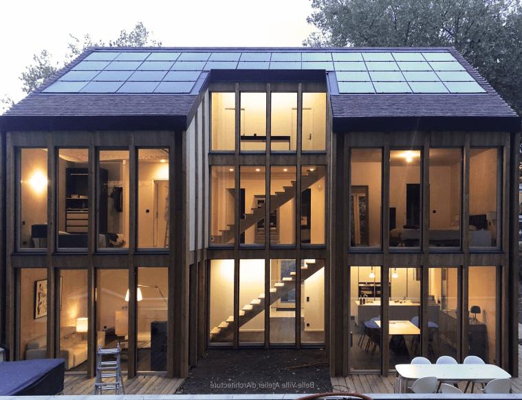 Comment faire une extension sur un cadre en bois?