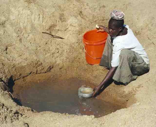 Comment remplir vos salles de bain d'eau de pluie?