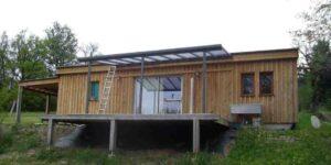 Écoconstruction Comment se construit une maison ?