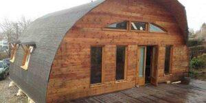 Écoconstruction Quand commence la construction d'une maison ?