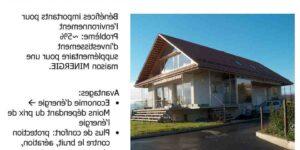 Écoconstruction Quelle est l'unité permettant de donner l'énergie consommée dans une maison ?