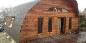 Écoconstruction Quelle superficie de terrain pour maison avec piscine ?