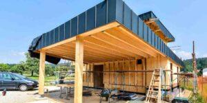 Écoconstruction Qu'est-ce qu'une maison écologique définition ?