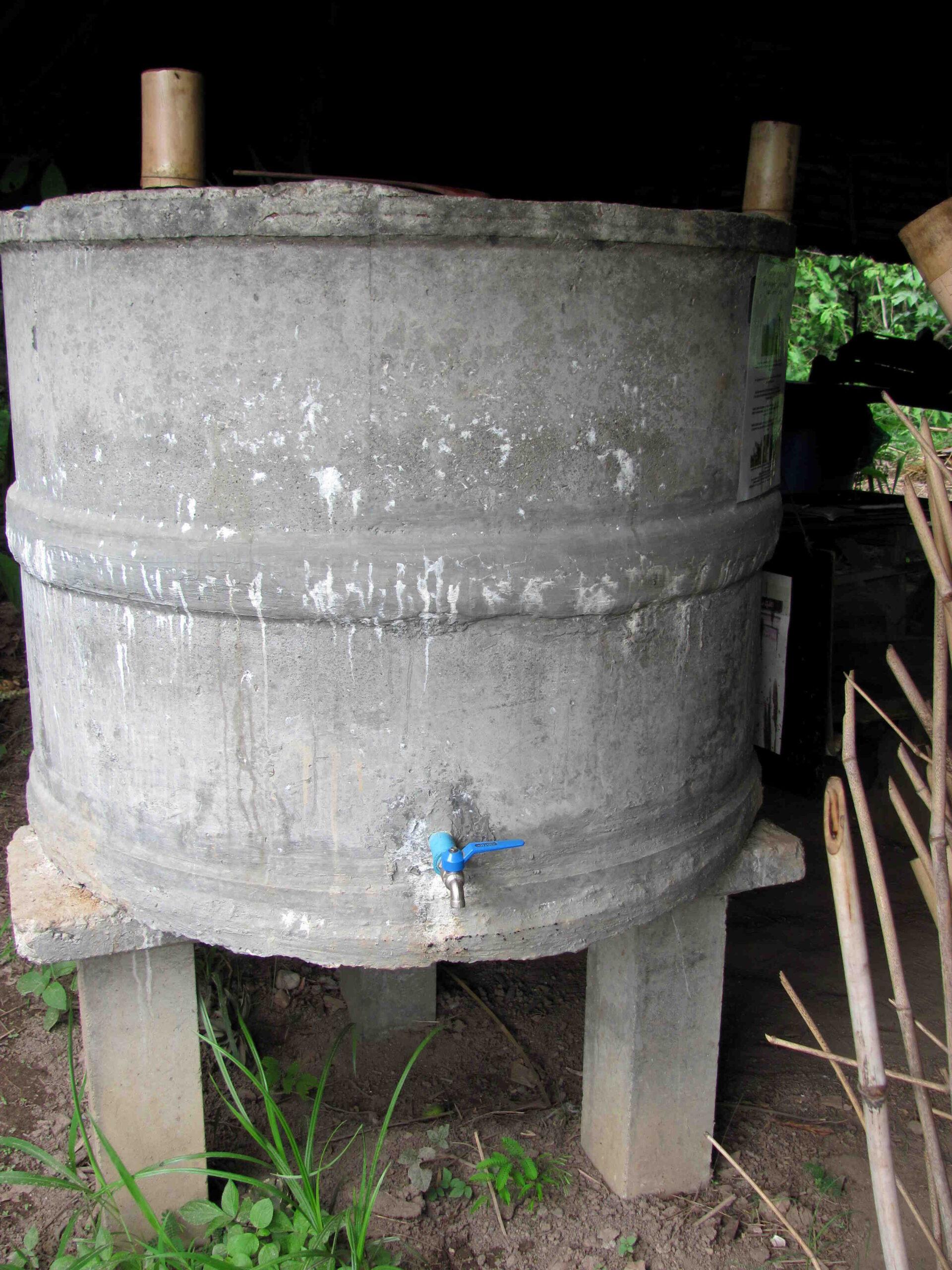 L'eau de pluie est-elle potable?