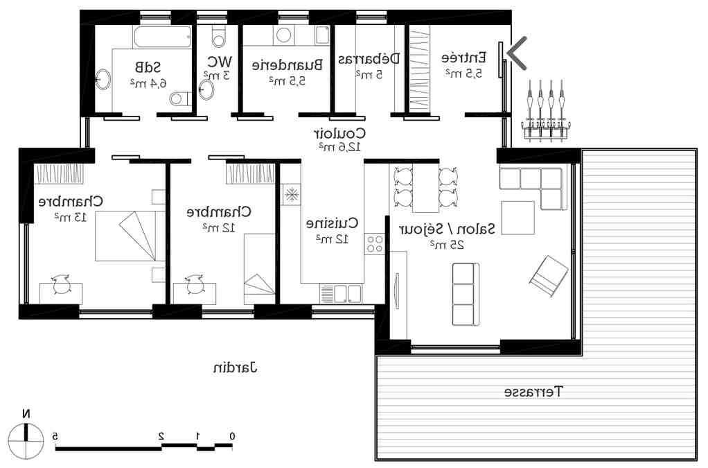 Quel budget pour construire une maison de 140m2?