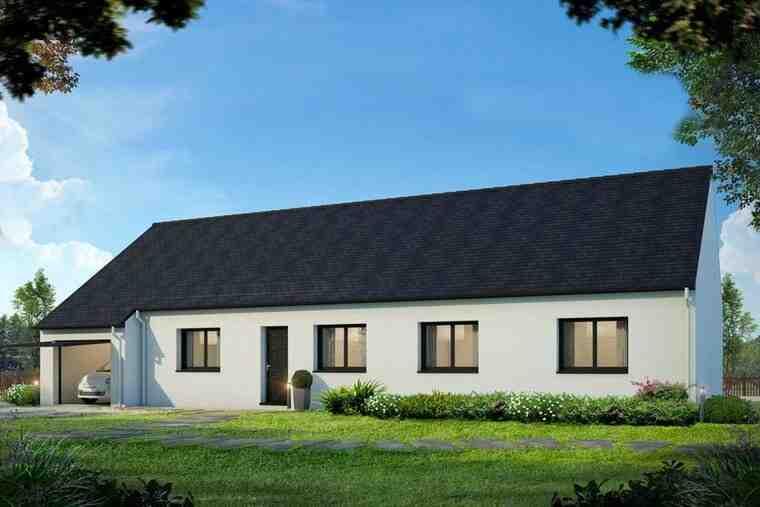 Quel budget pour une maison de 160m2?