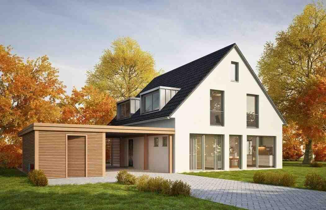 Quel est le budget pour une maison de 100 m2?