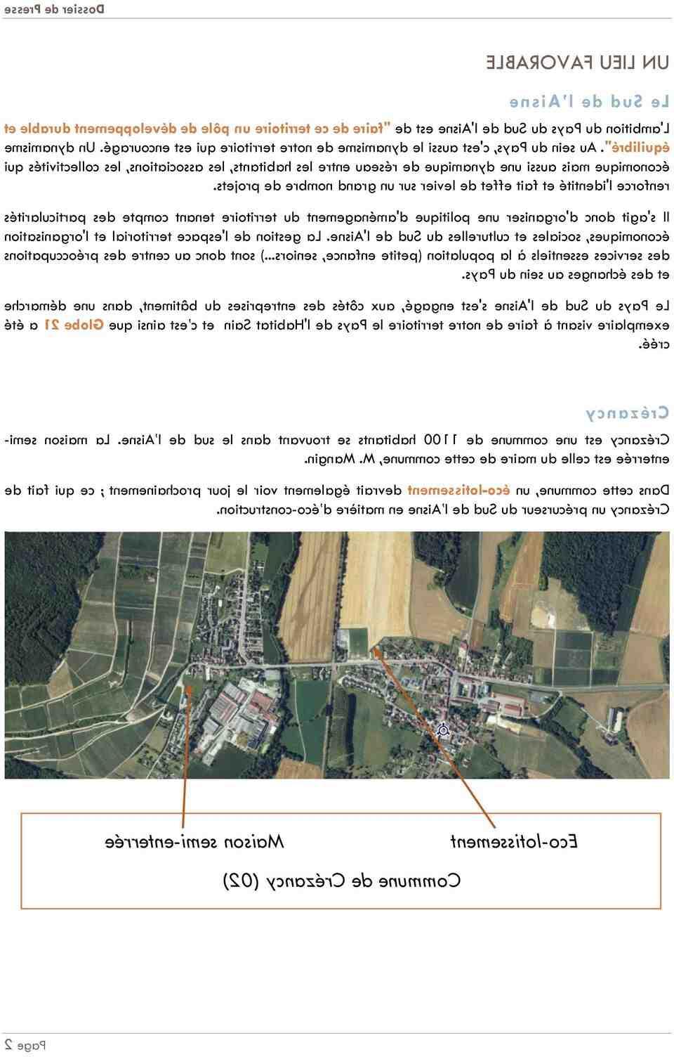 Quelle construction sur des terres agricoles?