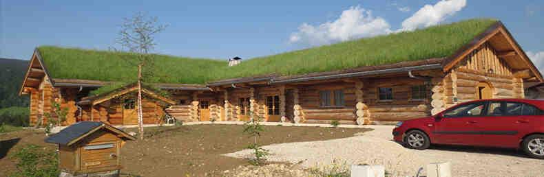 Quelles sont les caractéristiques d'une maison écologique?