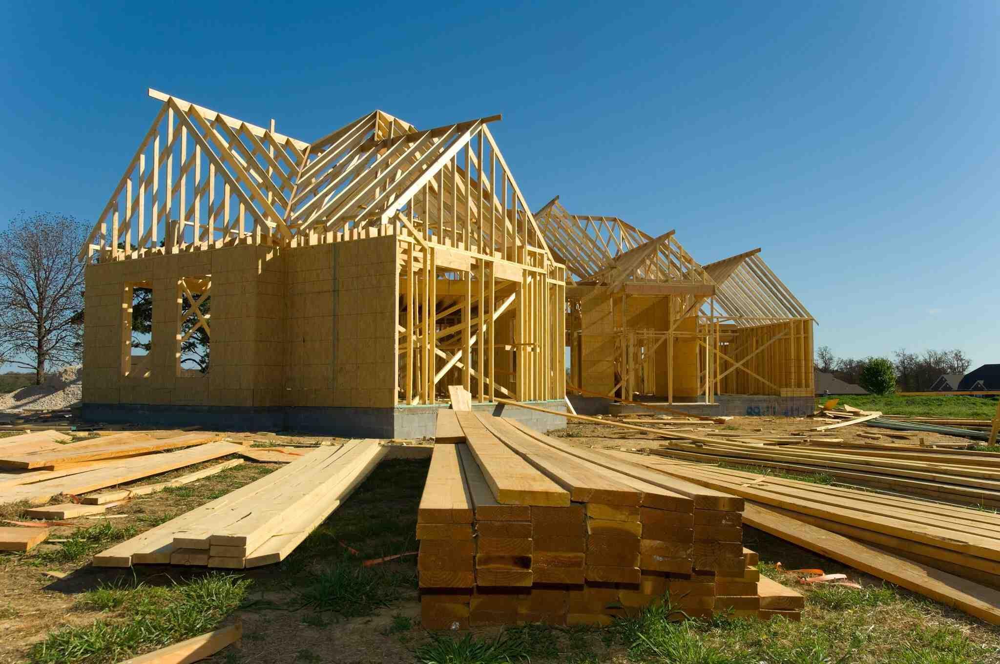 Quelles sont les taxes pour les nouveaux bâtiments?