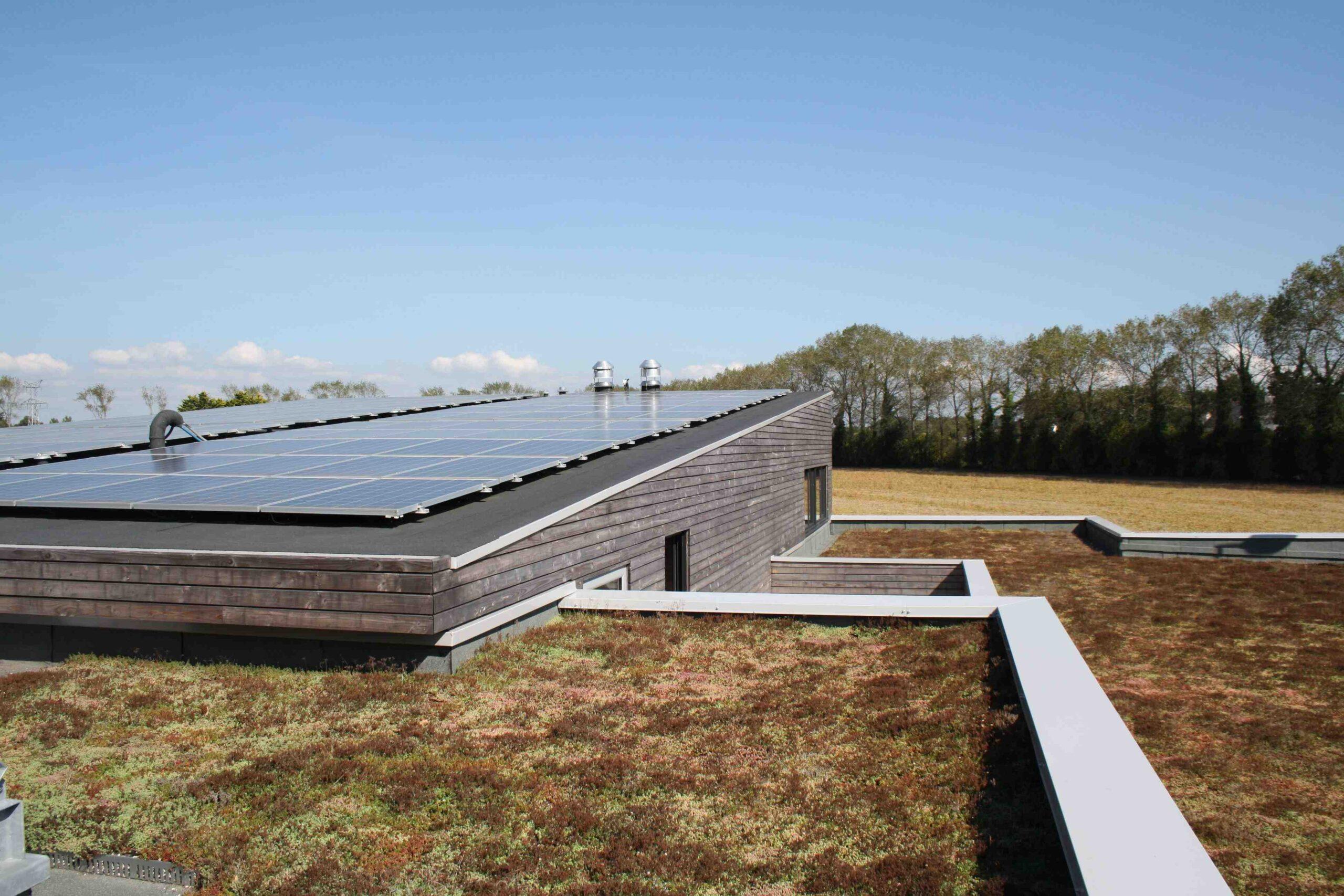 Quels sont les matériaux pour construire une maison écologique?