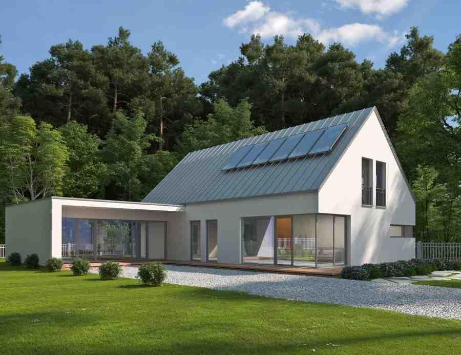 Qu'est-ce que la maison à énergie positive?