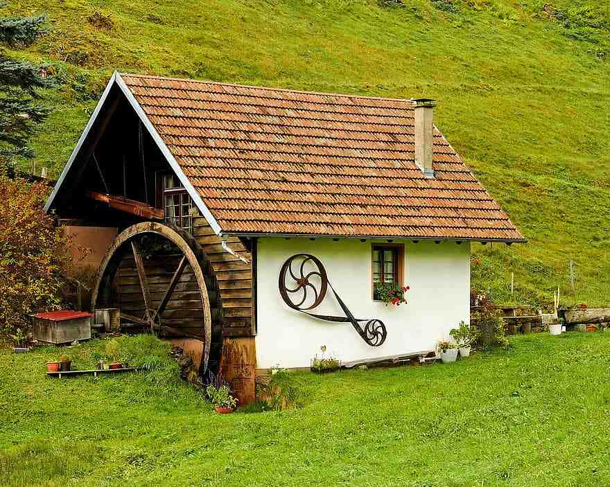 Qu'est-ce que la maison écologique?