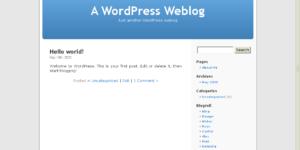 Comment modifier le formulaire d'inscription au service de gestion des mails dans WordPress